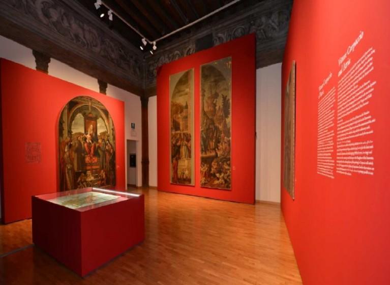 A Conegliano Montesel pitture edili per Palazzo Sarcinelli